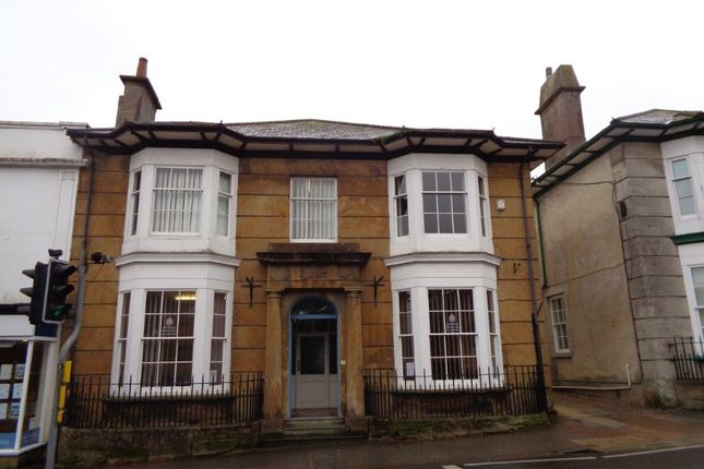 Thumbnail Office to let in Fore Street, Chard, Somerset