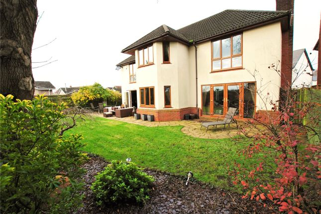 5 bed detached house for sale in Wellfield Road, Marshfield, Cardiff