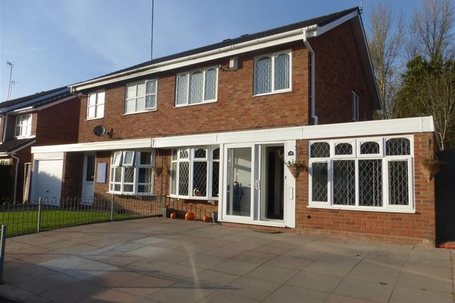 Thumbnail Property to rent in Munsley Close, Redditch