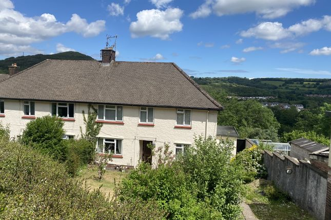Thumbnail Flat for sale in Garth Olwg, Gwaelod Y Garth, Cardiff