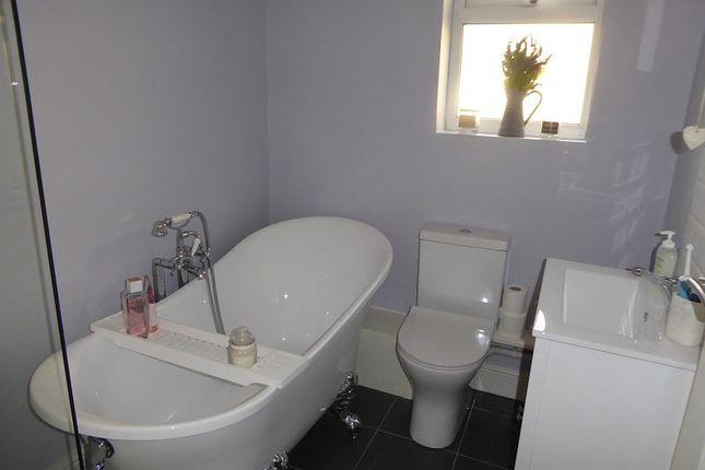 Thumbnail Semi-detached house for sale in Coed Parc Court, Maesteg, Bridgend.