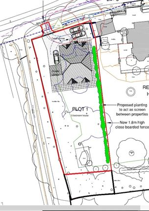 The Plot of Long Copse Lane, Emsworth, Hampshire PO10