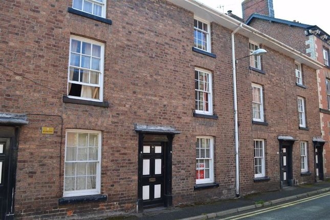 Thumbnail Terraced house for sale in 23, Bethel Street, Llanidloes, Powys
