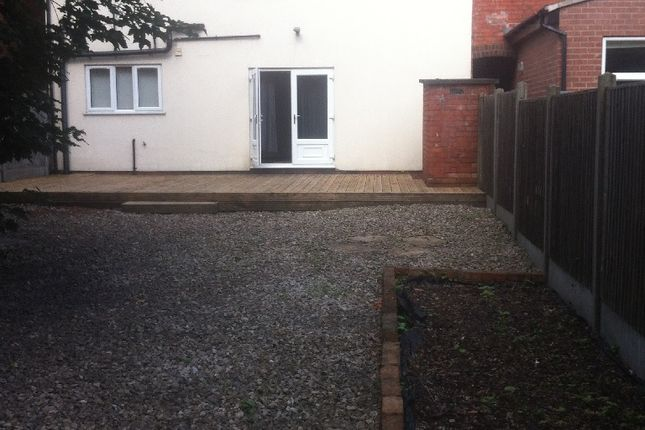 Thumbnail End terrace house to rent in Beeston Road, Nottingham