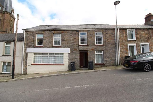 2 bed terraced house to rent in Spencer Street, Ebbw Vale NP23
