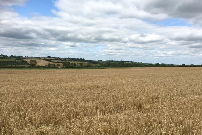 Thumbnail Land for sale in Heath Road, Hook Norton, Banbury