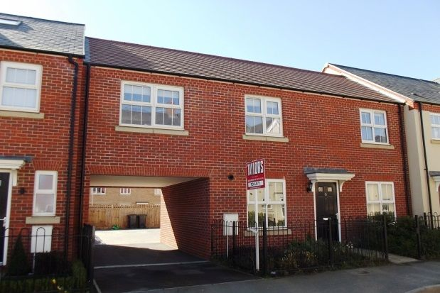 Thumbnail Property to rent in Frankel Way, Biggleswade