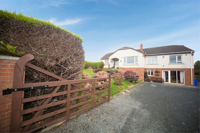 Thumbnail Detached house for sale in Upper Ballygelagh Road, Ardkeen, Newtownards, County Down