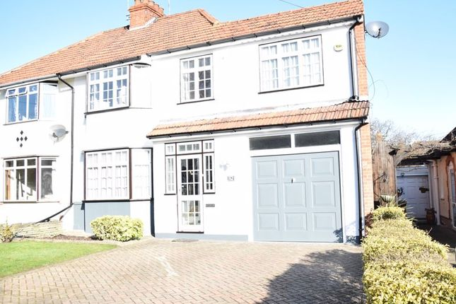 Thumbnail Semi-detached house for sale in Risedale Road, Bexleyheath