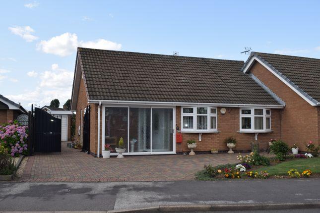 Thumbnail Bungalow to rent in Abingdon Way, Nuneaton