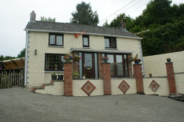 Thumbnail Detached house for sale in Newcastle Emlyn, Carmarthenshire