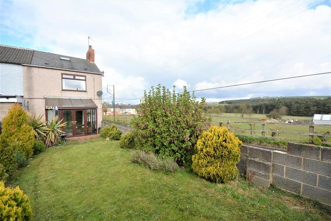2 bed end terrace house for sale in Pasture Row, Eldon, Bishop Auckland DL14