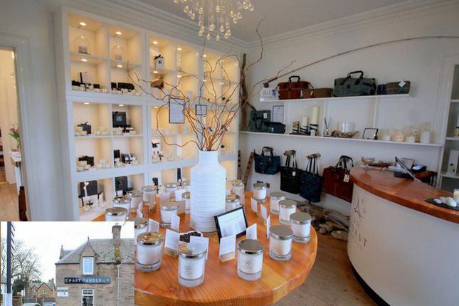 Thumbnail Retail premises for sale in Gift Shop And Candle Making Business, 1 Church Street, Dornoch