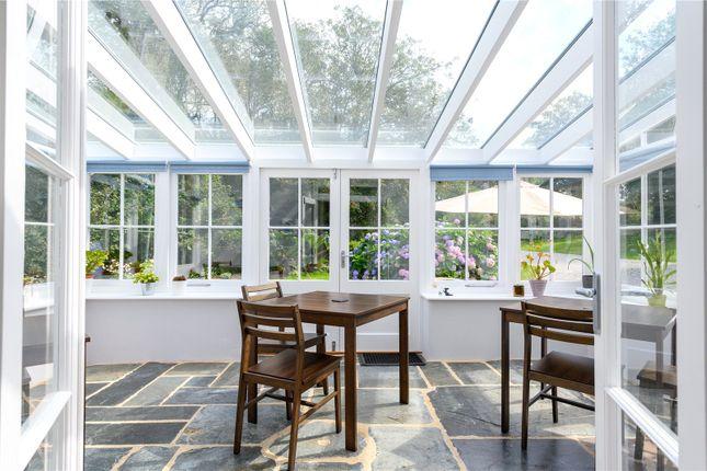 Garden Room of Vicarage Hill, Tintagel, Cornwall PL34
