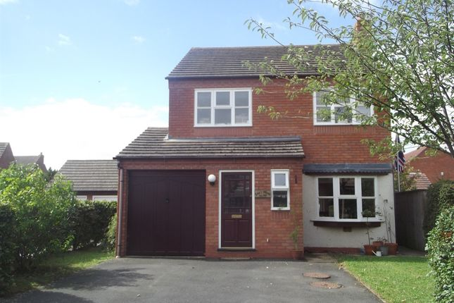 Thumbnail Detached house for sale in Frost Road, Wellesbourne, Warwick