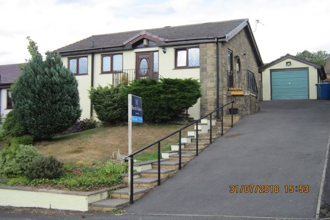 Thumbnail Bungalow to rent in Saunders Close, Rossendale