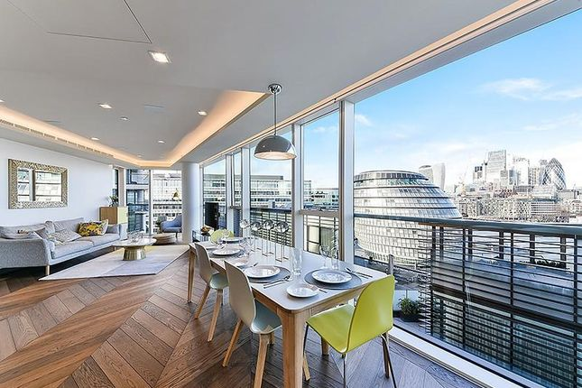Thumbnail Flat to rent in Earl's Way, One Tower Bridge, London