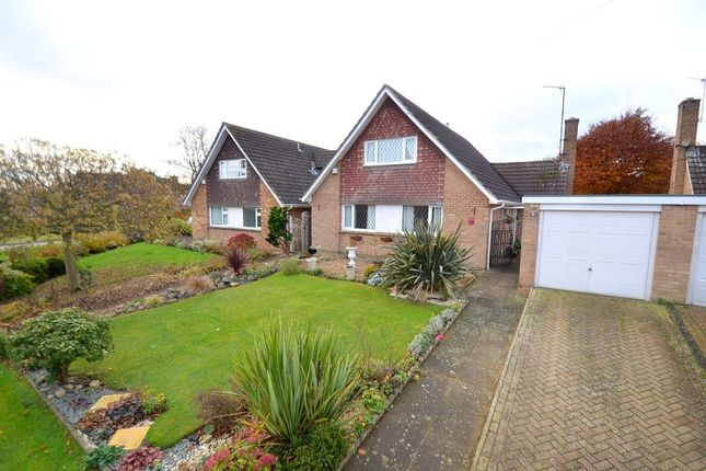 Thumbnail Detached house for sale in Hall Lane, Kettering