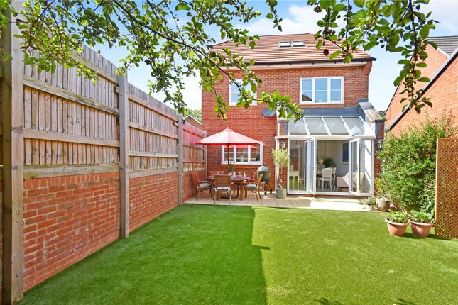 4 bed detached house for sale in Meadowbrook, Woolton Hill, Newbury RG20