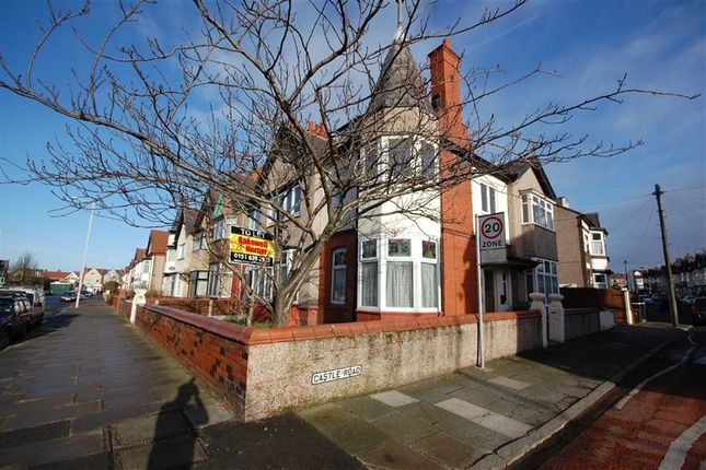 Thumbnail Semi-detached house to rent in Castle Road, Wallasey, Wirral