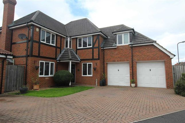 Thumbnail Detached house for sale in Lamonby Way, Southfield Gardens, Cramlington