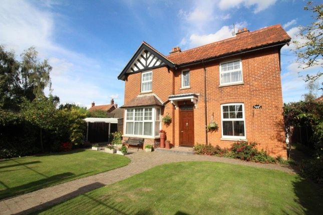 Thumbnail Detached house for sale in Brumstead Road, Stalham, Norwich
