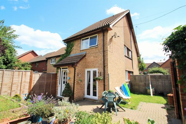 Thumbnail Terraced house to rent in Ryeland Close, West Drayton, Greater London