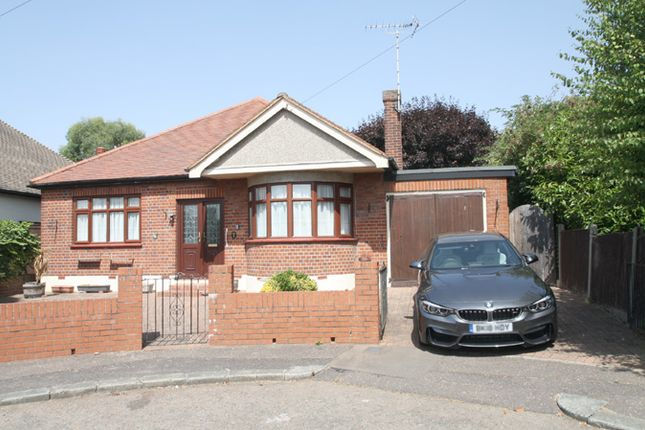 Thumbnail Detached bungalow for sale in Highfield Way, Westcliff-On-Sea