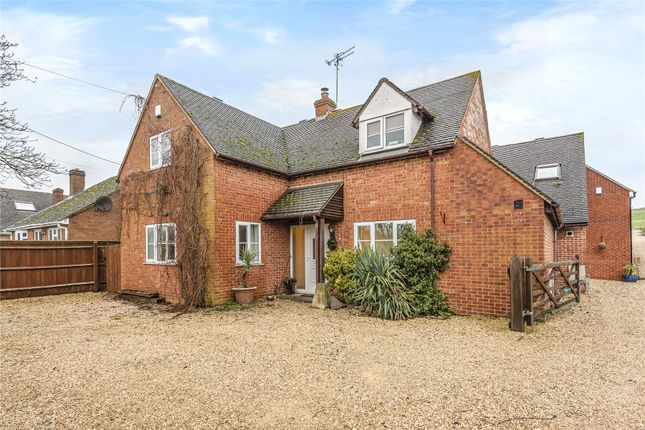 Thumbnail Detached house for sale in Rousham Road, Tackley, Kidlington, Oxfordshire