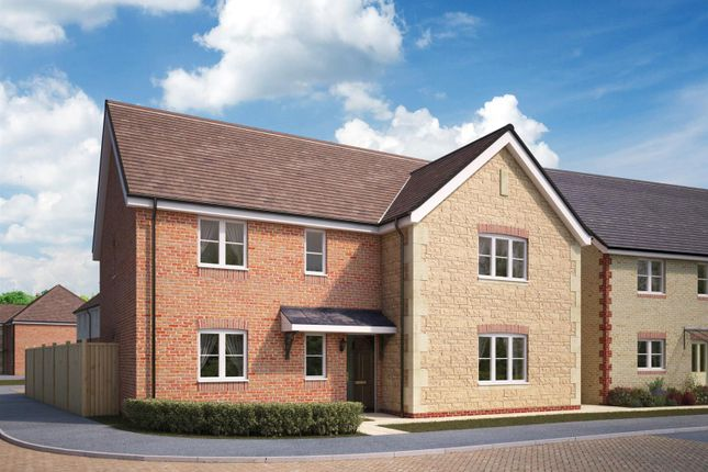 Thumbnail Detached house for sale in The Durrington, Oxford Road, Calne