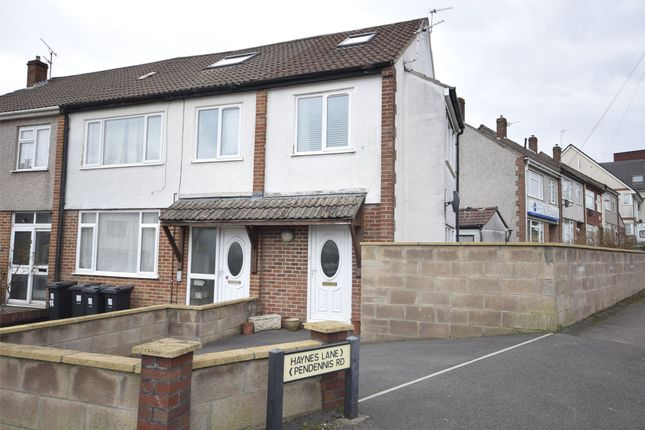 1 bed end terrace house for sale in Pendennis Road, Bristol BS16