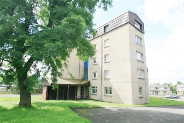 Thumbnail Flat to rent in Jerviston Court, Motherwell