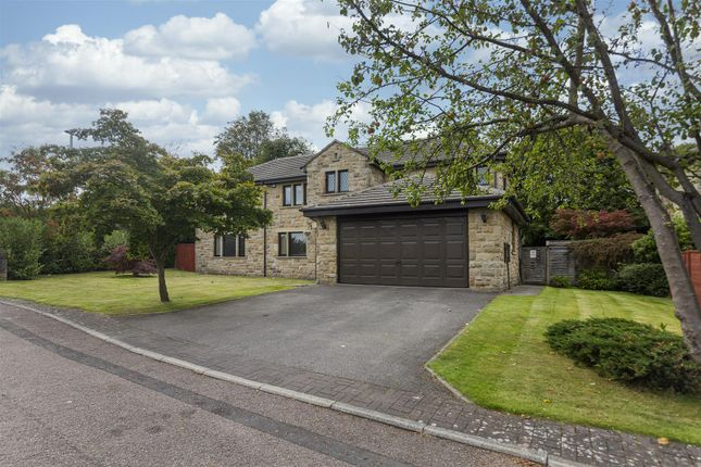 5 bed detached house for sale in Birchroyd Close, Birkby, Huddersfield HD2