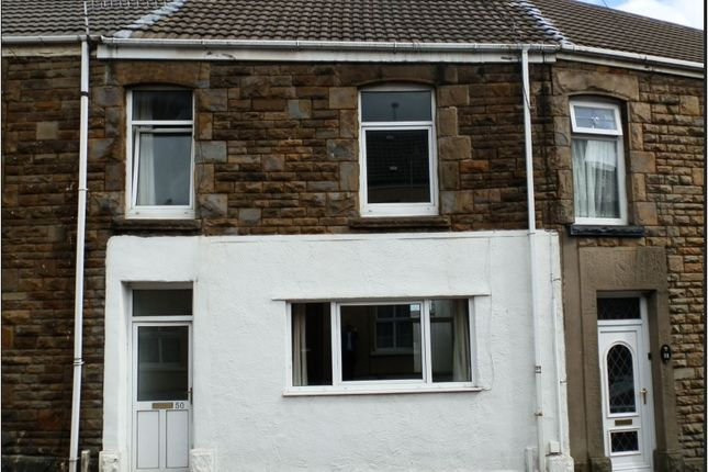 Thumbnail Terraced house to rent in Market Street, Morriston, Swansea, West Glamorgan