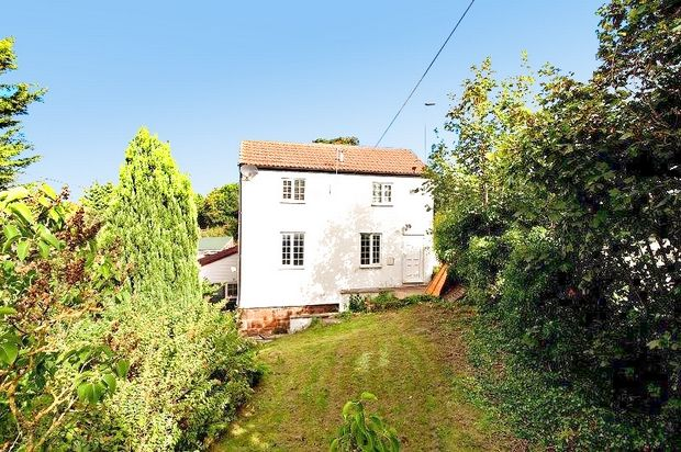 Thumbnail Detached house for sale in Station Road, Backford, Chester, Cheshire