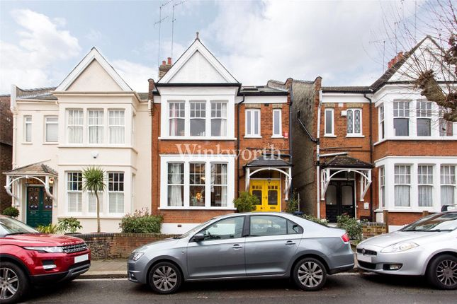 Thumbnail Semi-detached house for sale in Grosvenor Road, Finchley, London