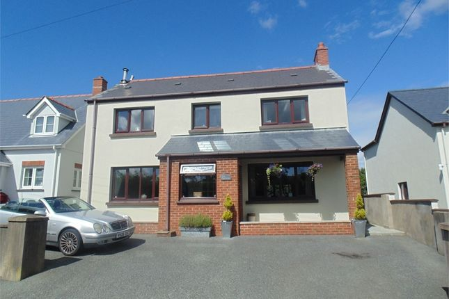 Thumbnail Detached house for sale in The Anchorage, New Road, Hook, Haverfordwest, Pembrokeshire