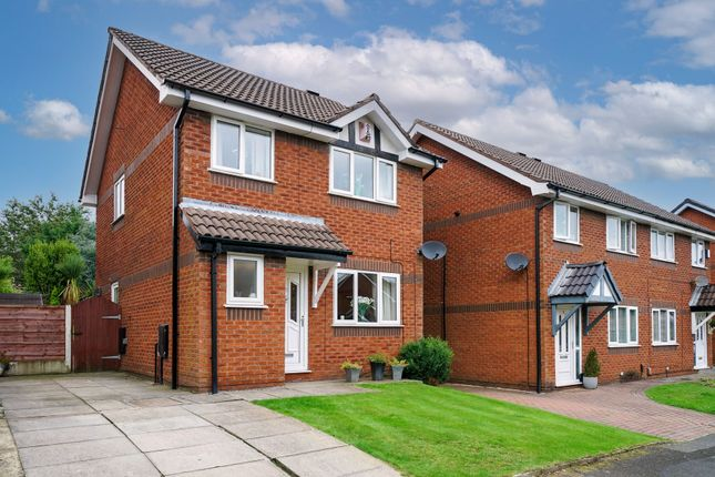 Thumbnail Detached house for sale in Radstock Close, Bolton