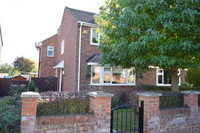 Thumbnail Town house for sale in Moss Walk, Chelmsford