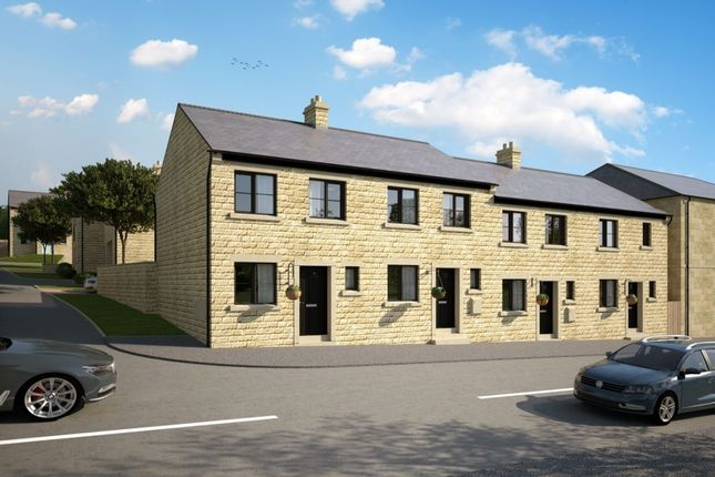 Thumbnail Terraced house for sale in Ellison Street, Glossop