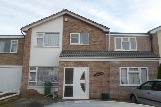 Thumbnail Detached house for sale in Hyde Close, Oadby