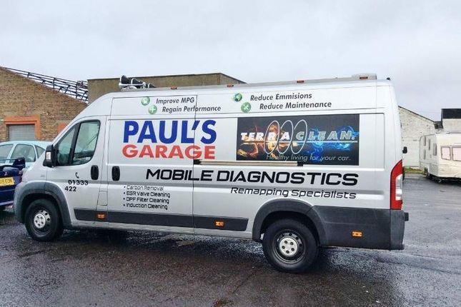 Thumbnail Parking/garage for sale in Workshop 3 Aberhill Industrial Estate, Leven