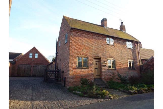 Thumbnail Detached house for sale in 29 Main Street, Norton-Juxta- Twycross
