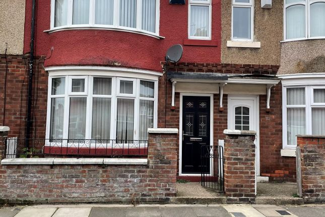 Thumbnail Property to rent in Welldeck Road, Hartlepool