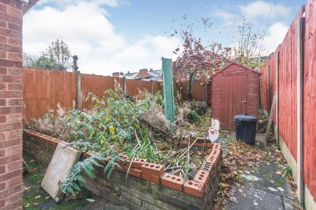 Garden of Douglas Road, Acocks Green, Birmingham, West Midlands B27