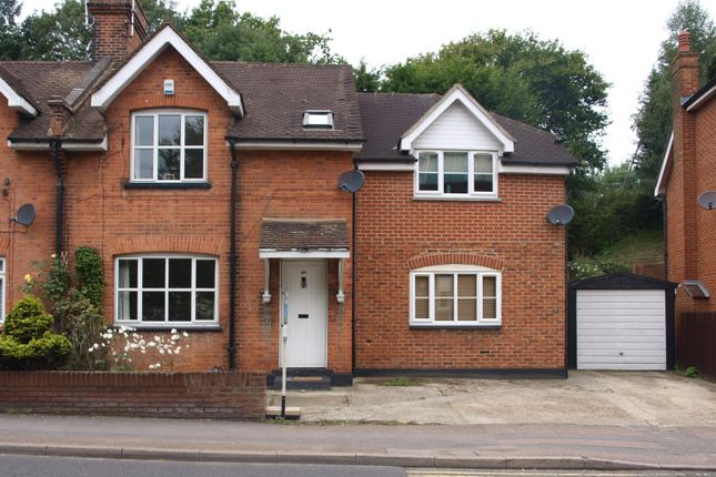 Thumbnail Semi-detached house to rent in Rayleigh Road, Shenfield