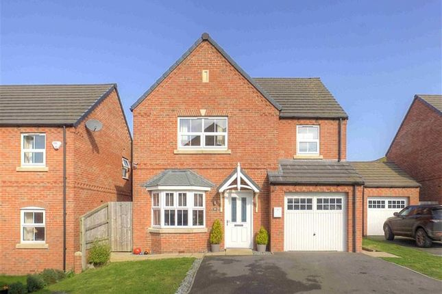 Thumbnail Property for sale in Roman Way, Caistor, Market Rasen