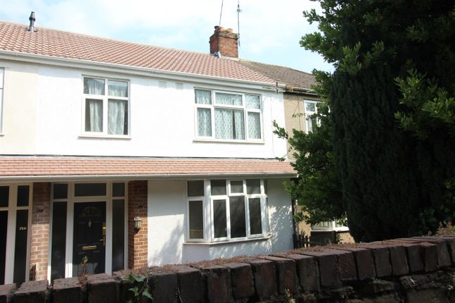 Thumbnail Terraced house for sale in Hinton Road, Fishponds, Bristol