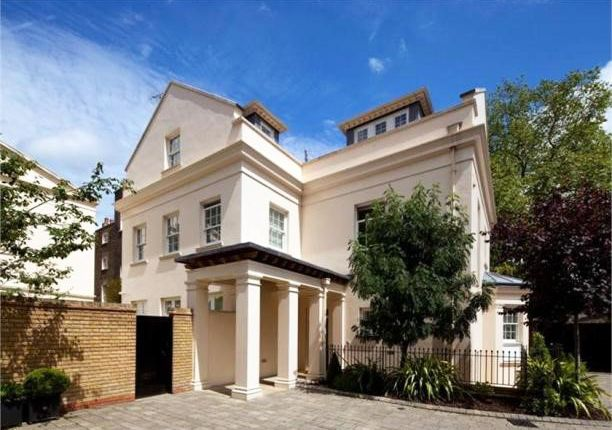 Thumbnail Detached house to rent in Albany Street, Regents Park, London