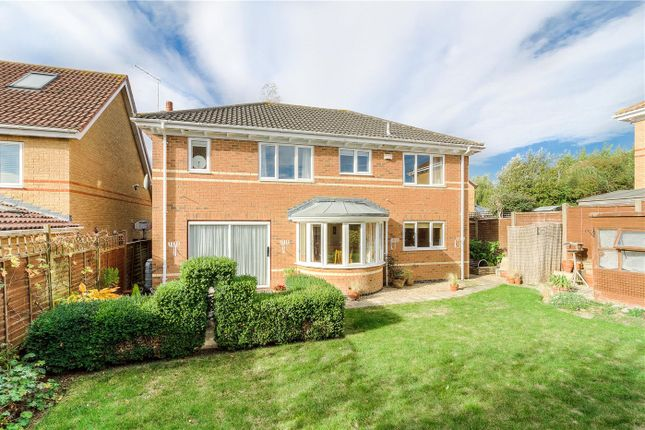 Thumbnail Detached house for sale in Balland Way, Wootton, Northampton, Northamptonshire